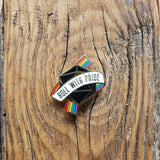 Roll with Pride Pin