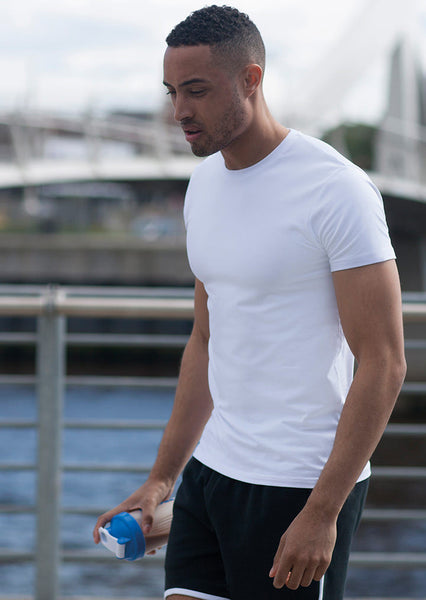 Stretch fitted t-shirts now available