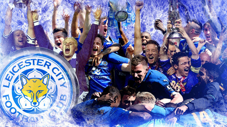 Our hometowns football club are champions