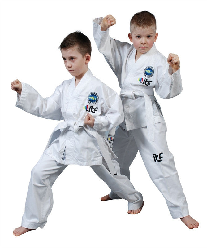 Taekwondo Uniforms now available