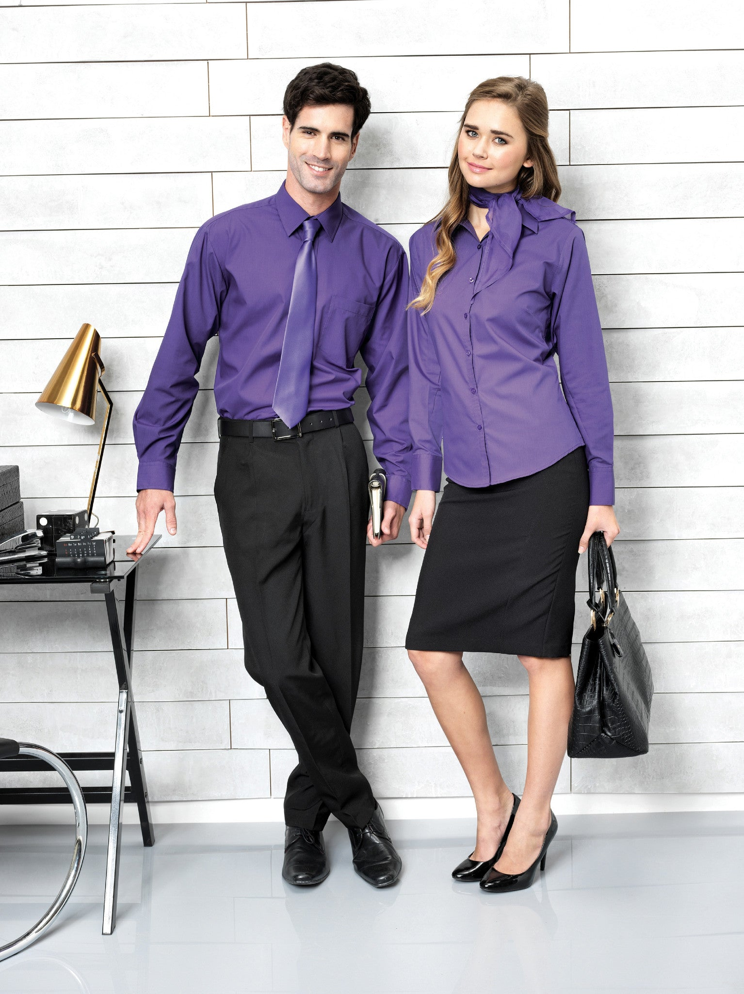 Corporate Shirts - free personalisation...great for all men and women