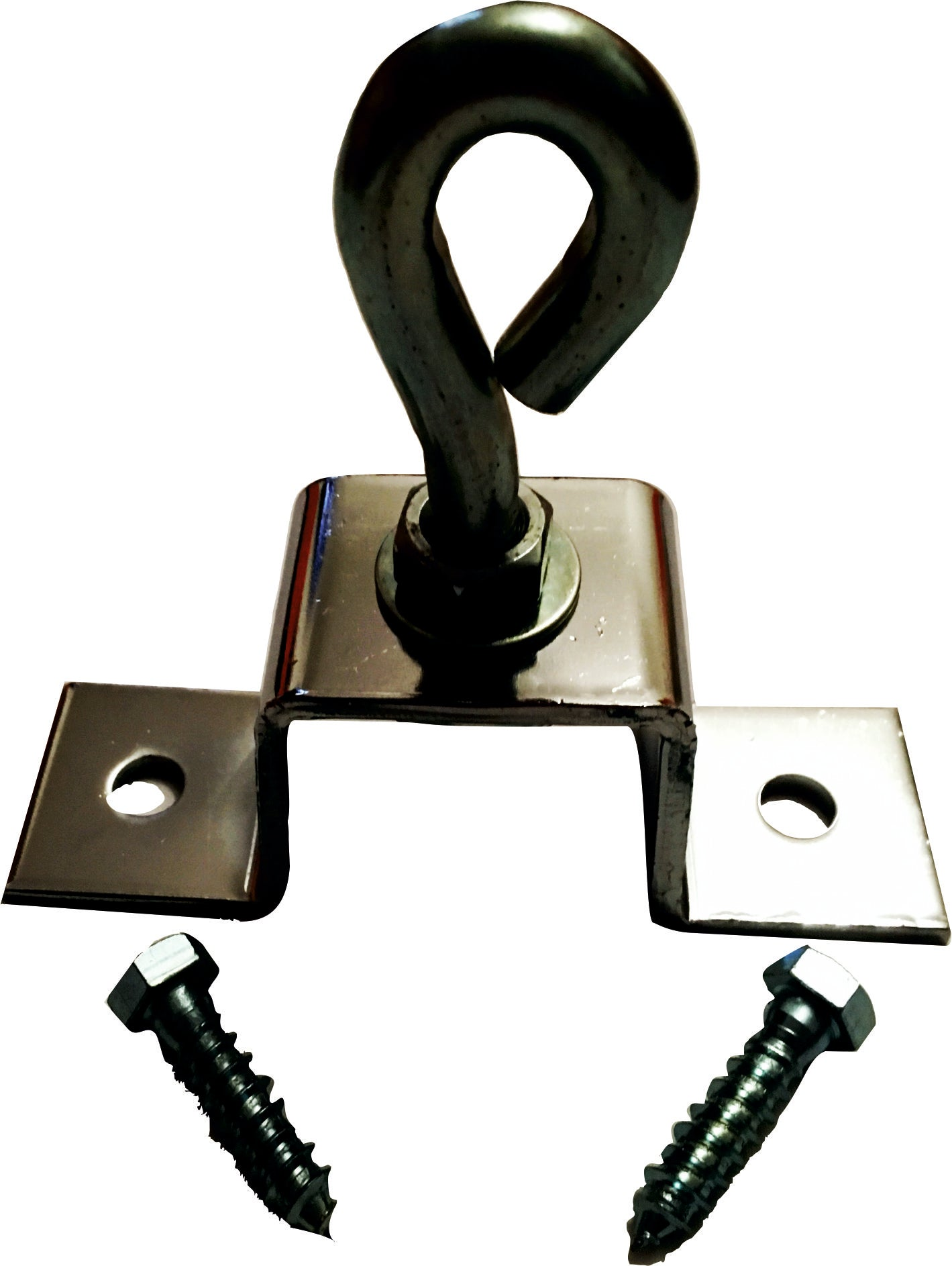 Ceiling Hook for Punch Bags (Solid Steel - heavy duty) - Martial Art ...