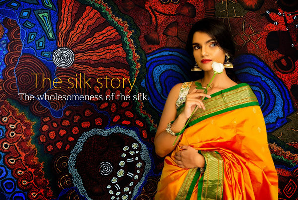 The wholesomeness of the silks - Luxurionworld
