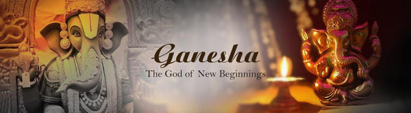 Ganesha - The God Of New Beginnings - Luxurionworld