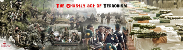 The Ghastly act of Terrorism - Luxurionworld
