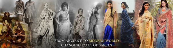 The Evolution of Sarees