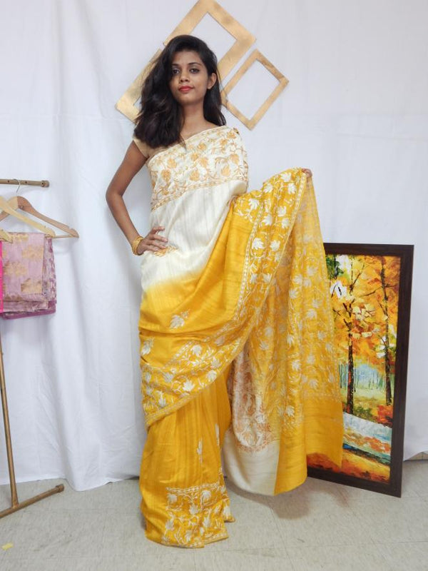 Here's how to drape a saree for you noobs! - Luxurionworld