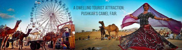 Rajasthani traditions in abundance - Camel Fair of Pushkar - Luxurionworld
