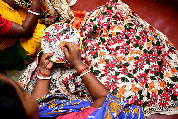 Kantha- The pride of West Bengal