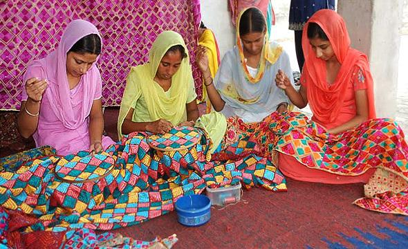 What to know before you buy your Phulkari. - Luxurionworld