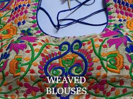 Weaved Blouse
