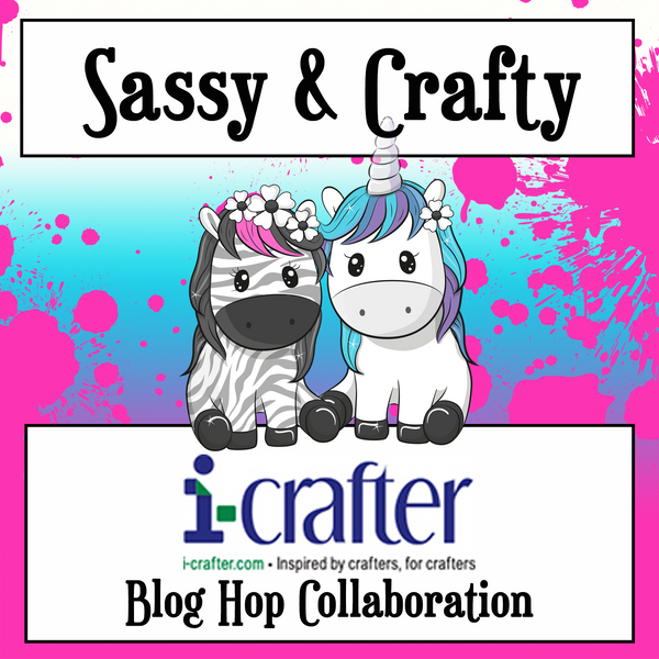 Getting I-Crafty - A Blog Hop