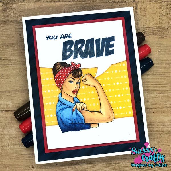 You are Braver Than You Know!