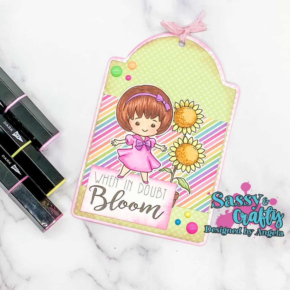 Bloom Stamp