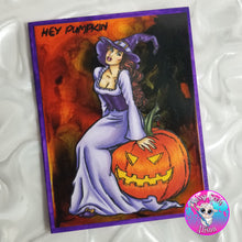 Load image into Gallery viewer, Sassy Girls - Spooky Stamp