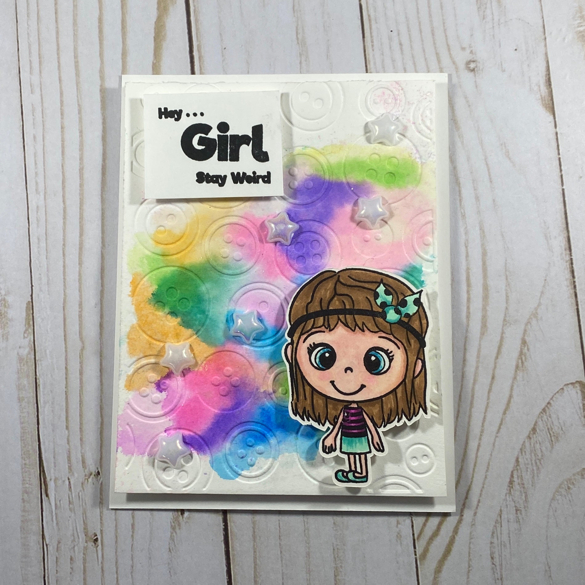 Girl Power - Sassy and Crafty