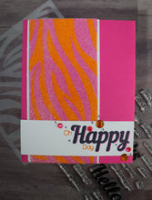 Load image into Gallery viewer, Happy Everything Sentiment Stamp Set - Sassy and Crafty
