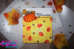 Layered Fall Stencil 3-Pack