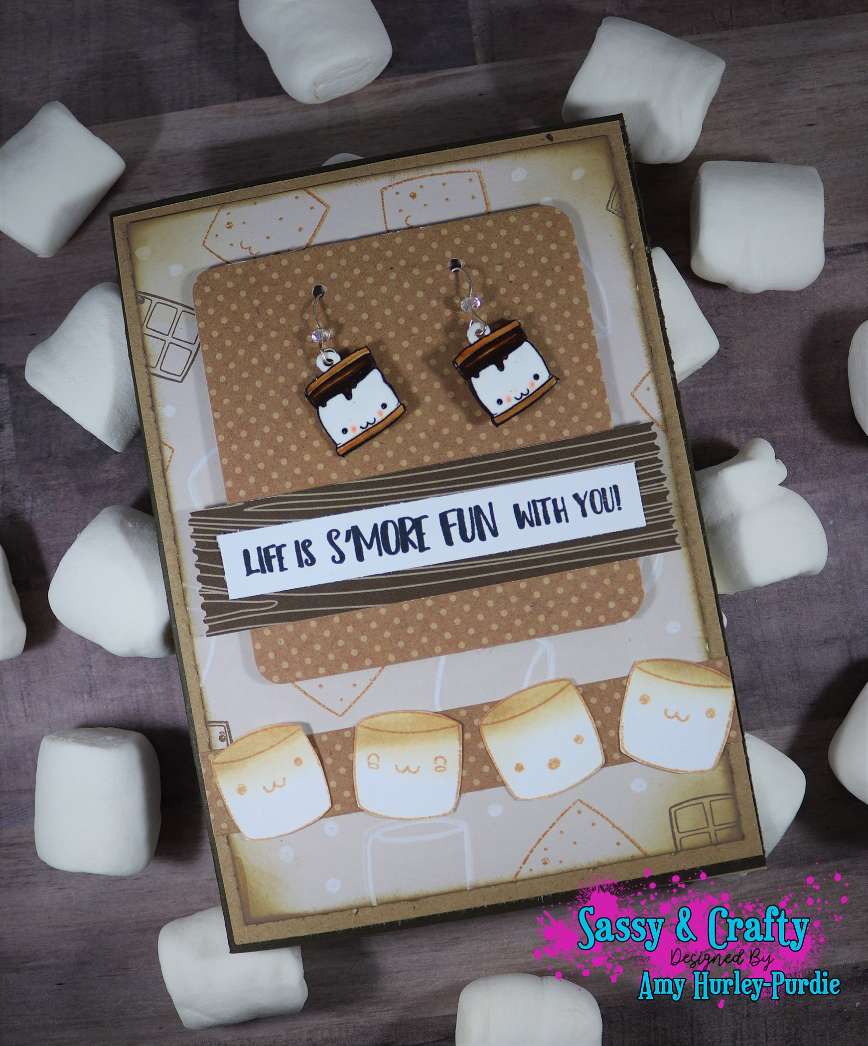 S'more Fun Stamp