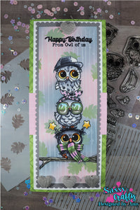 You're a Hoot Stamp