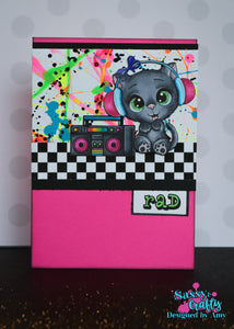 Rad Party - Sassy and Crafty