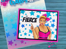 Load image into Gallery viewer, Sassy Girls - Fierce Stamp
