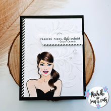 Load image into Gallery viewer, Sassy Girls - CreateHER Stamp