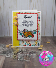 Load image into Gallery viewer, Be Kind Sentiment Stamp Set - Sassy and Crafty