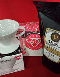 Gift: Coffee Level 1: V60 Pour Over Quick Start