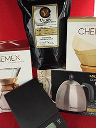 Gear: Coffee Level 3: Chemex Lab