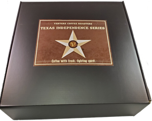 Gift: Texas Independence Series - Coffee and Vertere Diner Mug