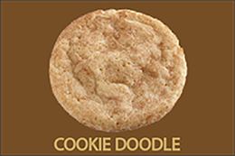 Flavored Coffee: Cookiedoodle (Medium Roast)