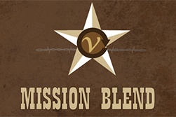 Blend: Texas Independence Series - Mission Blend (Medium Roast)