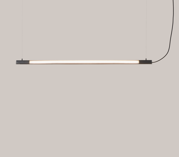 Radent Pendant Lamp, 1350 mm - Black - NUAD