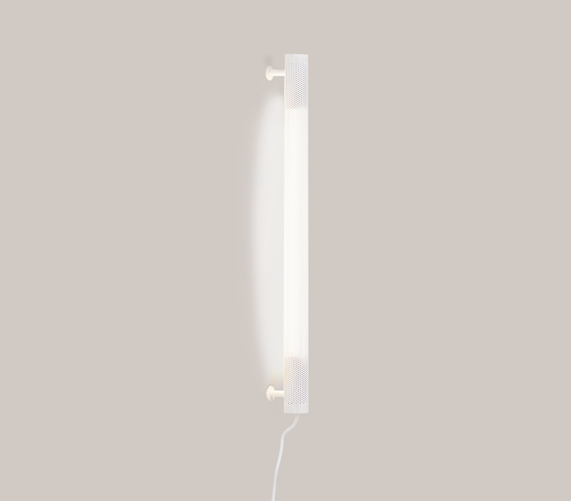 Radent Wall Lamp, 700 mm - White - NUAD