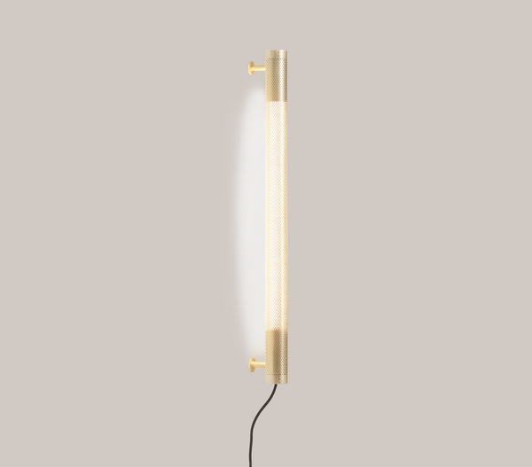 Radent Wall Lamp, 700 mm - Brass - NUAD