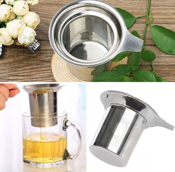 Stainless Steel Tea Basket Infuser