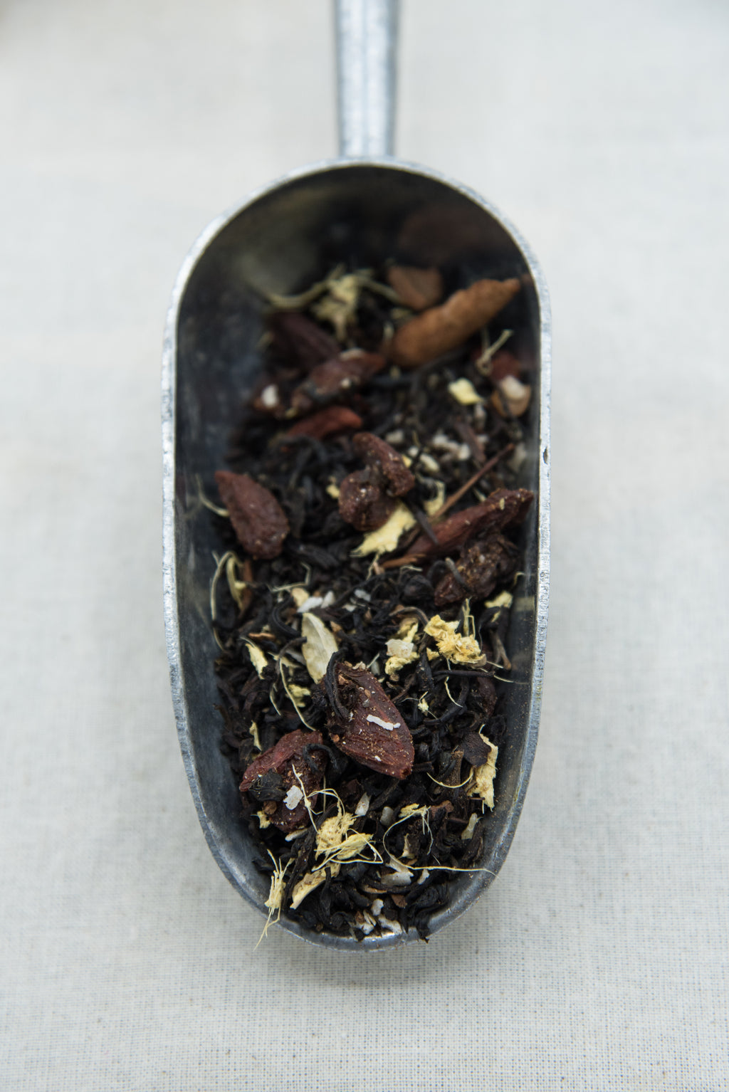 Goji Berry Chai Tea