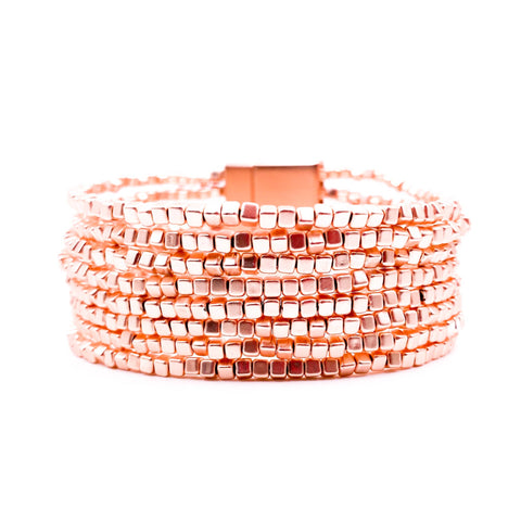 Brielle Bracelet - Rose Gold