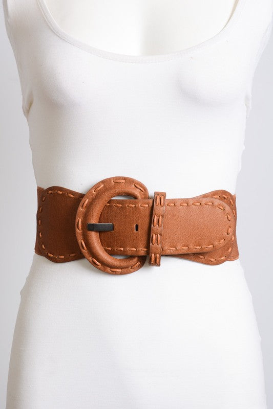 Wide Stitch Belt
