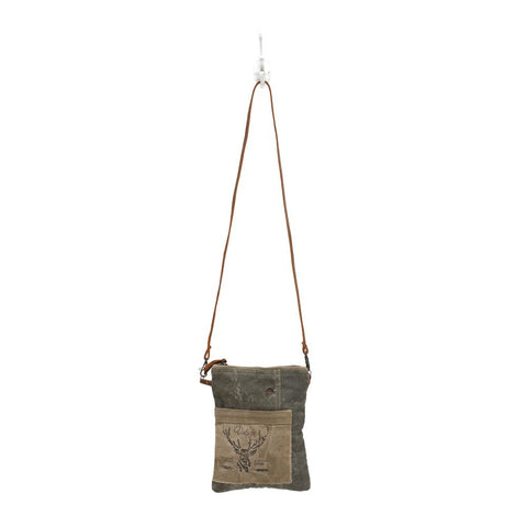 Royal Stag Crossbody Bag