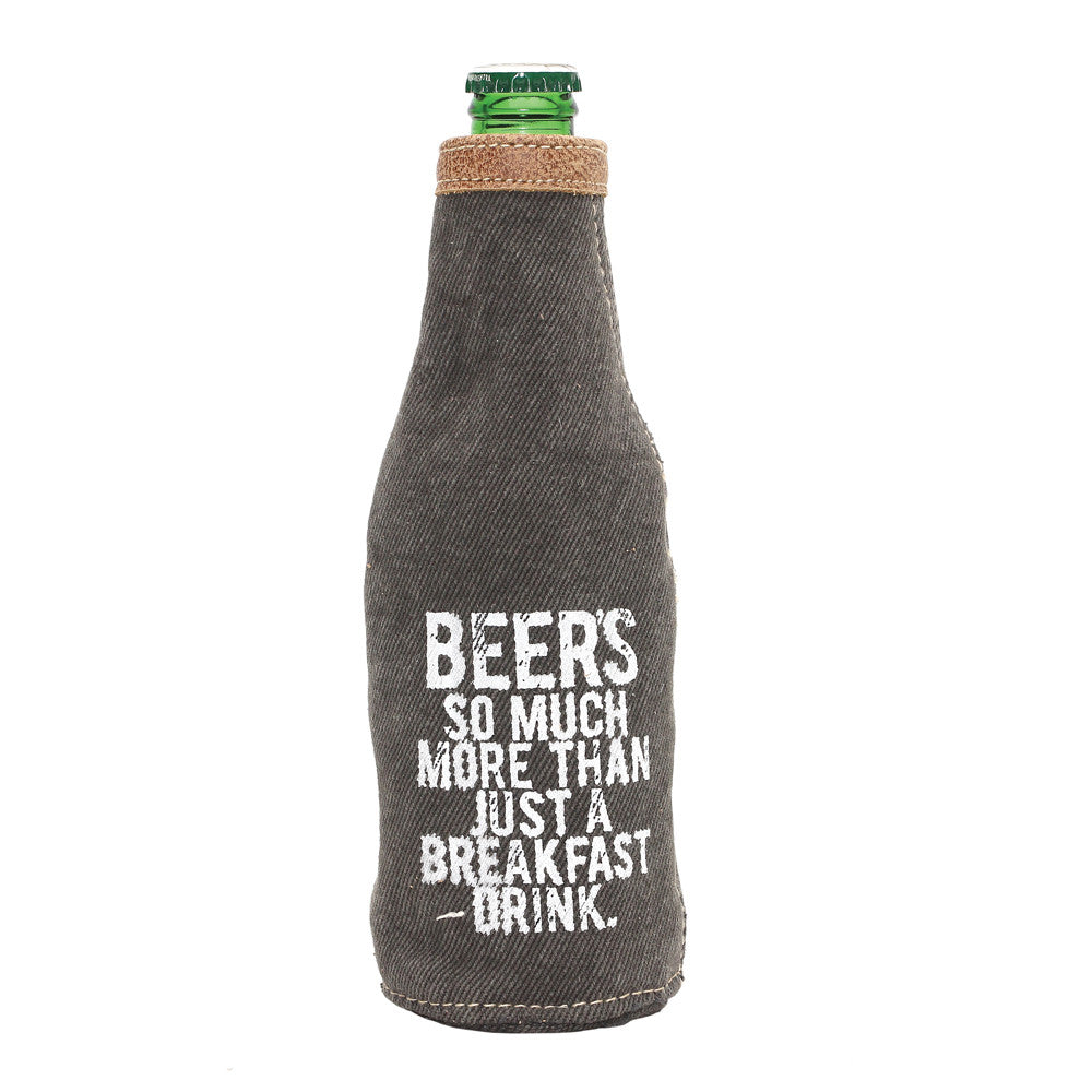 Breakfast Drink Koozie
