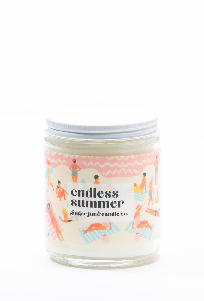 Ginger June Candle Co. • ENDLESS SUMMER