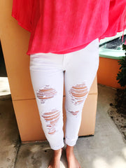 Molly Distressed Jeans