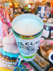 White Claw Candle - Fruit Loops