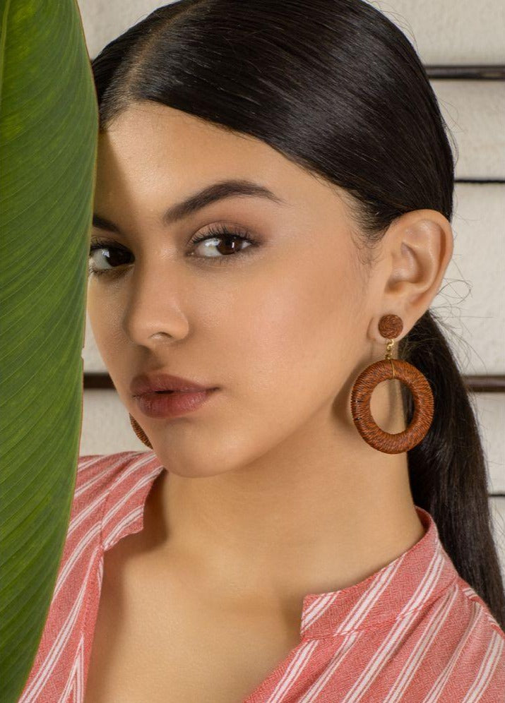 Exotic Touch Earrings