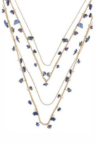 Lavish Layered Necklace