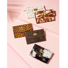 Kitty Party Leather Wallet