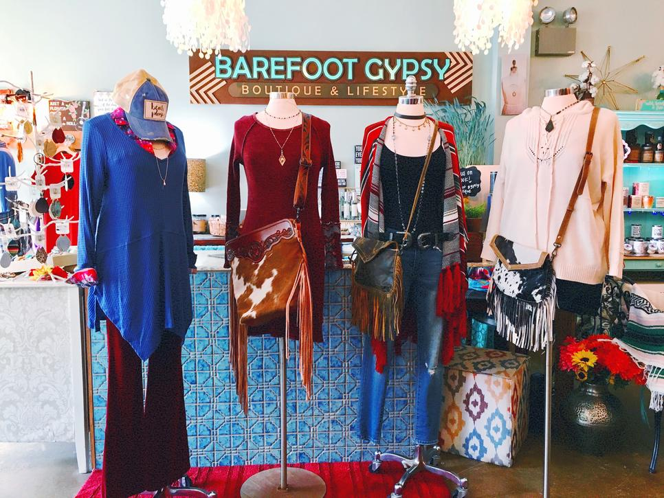 Barefoot Gypsy Boutique