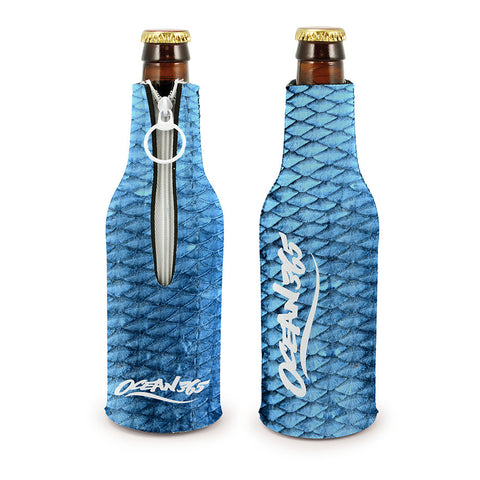 Fish Scale Bottle Cooler